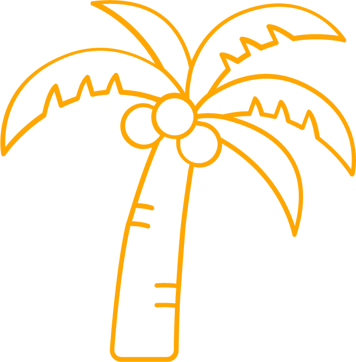 icône représentant un palmier