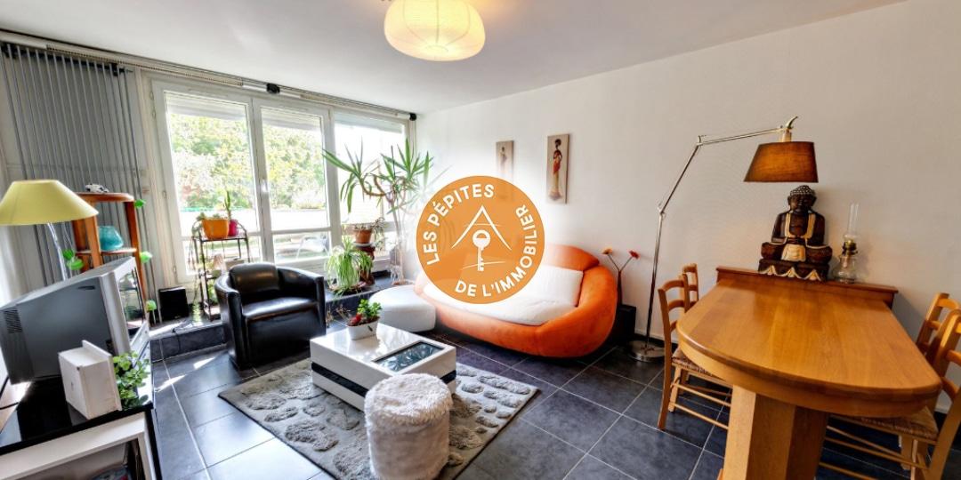 appartement à vendre rue le corbusier pepites immo