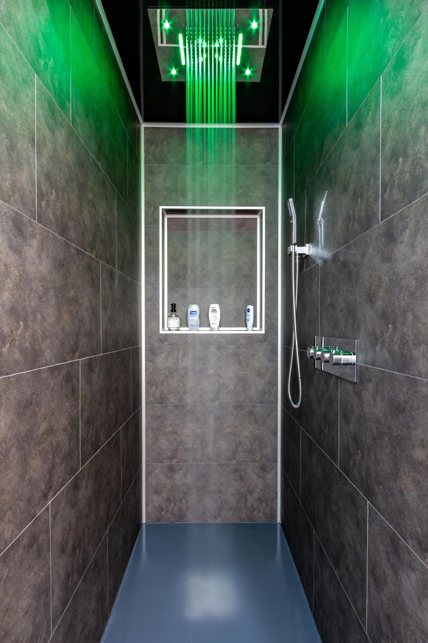 la douche du cocoon douce heure