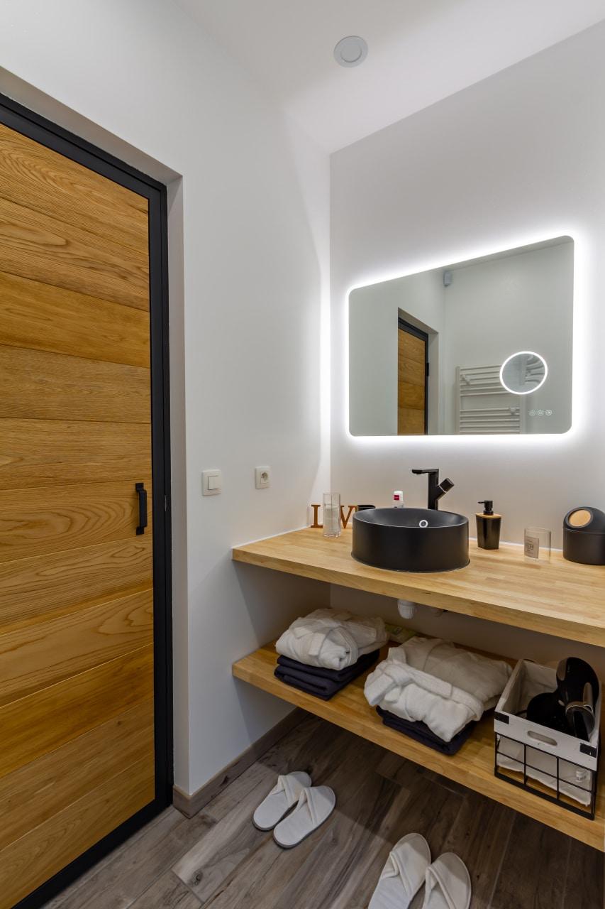 la salle de bain du cocoon douce heure